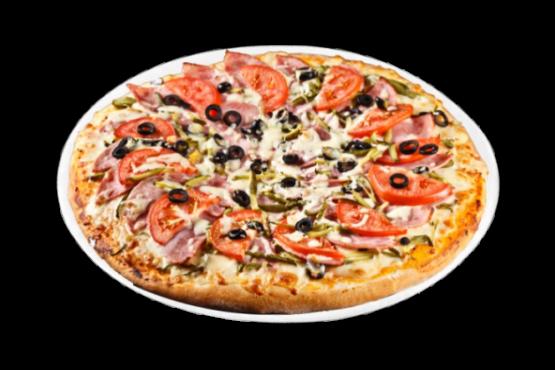 PIZZA SAUCE POIVRE