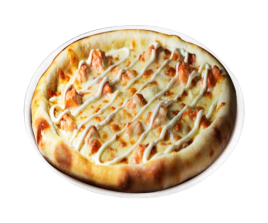 PIZZA SAUMON BOURSIN