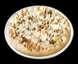PIZZA VIANDE HACHEE BOURSIN
