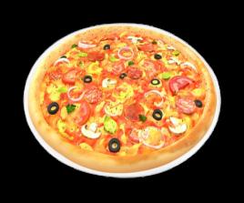 PIZZA SAMOURAI