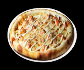 PIZZA SAUMON BOURSIN