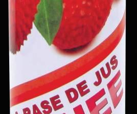 JUS DE LYCHEE